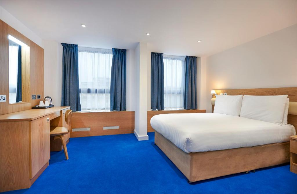 Central Park Hotel London Uk Booking Com