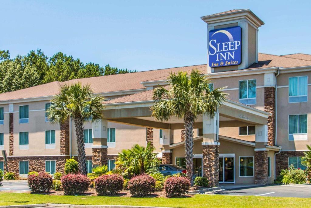 Sleep Inn Suites Pooler Savannah Ga Booking Com