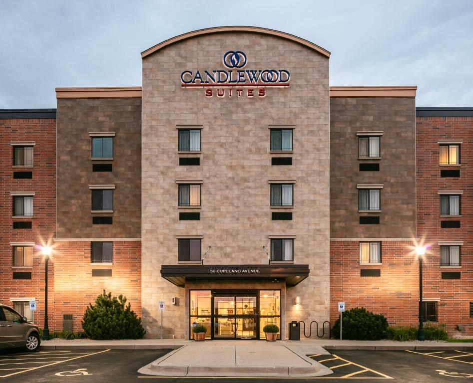 Hotel Candlewood Suites La Crosse Wi Booking Com