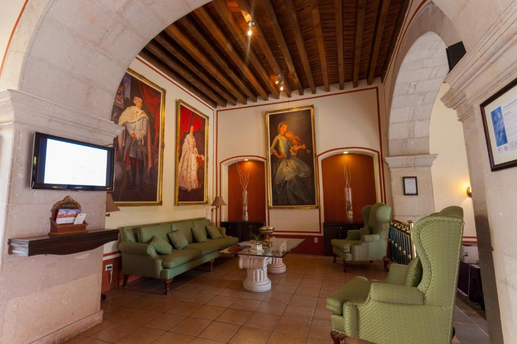Hotel Meson De Jobito Zacatecas Mexico Booking Com