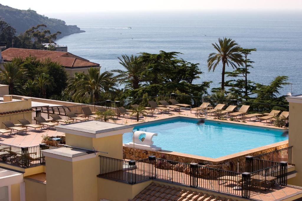 Grand Hotel La Favorita Sorrento Italy Booking Com