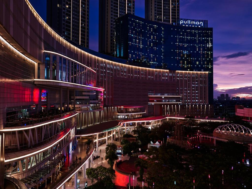 Hotel Pullman Jakarta Central Park Indonesia Booking Com