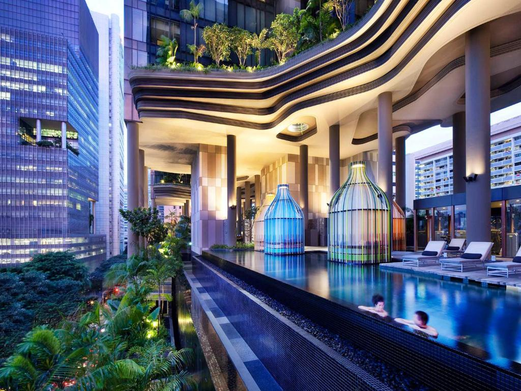 Parkroyal On Pickering Singapore Singapore Booking Com