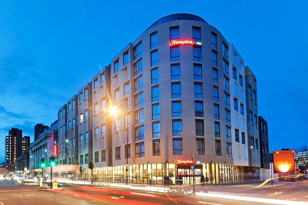 Hampton By Hilton London Waterloo London Updated 2019 Prices