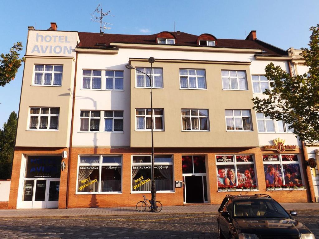 Hotel Avion Prostejov Czech Republic Booking Com