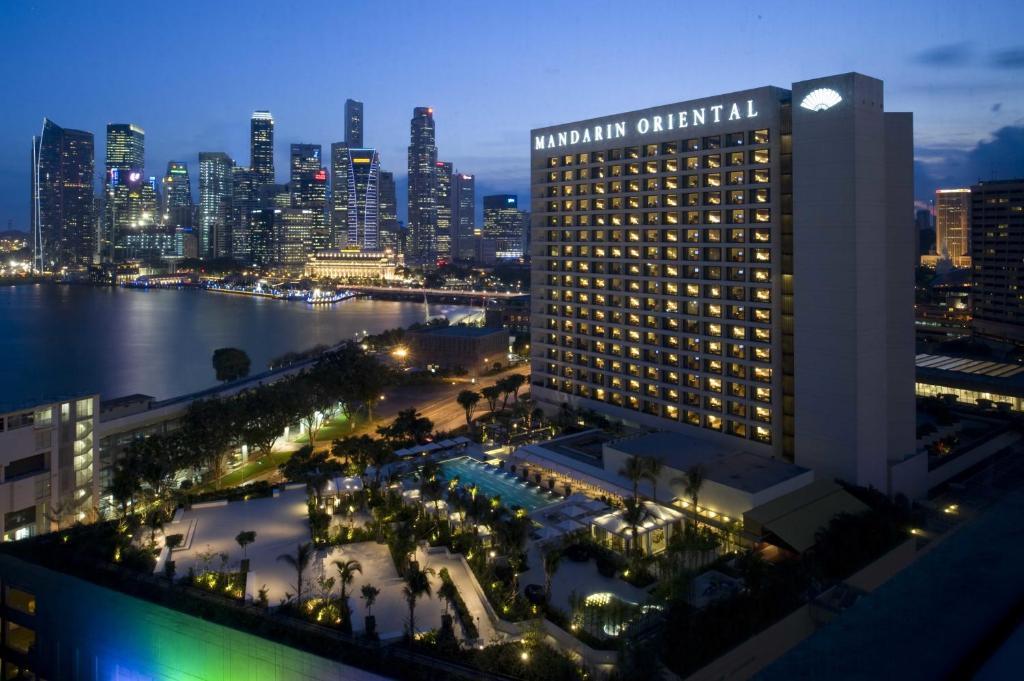 Hotel Mandarin Oriental Singapore Singapore Booking Com
