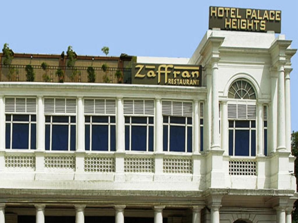 Hotel Palace Heights New Delhi India Booking Com