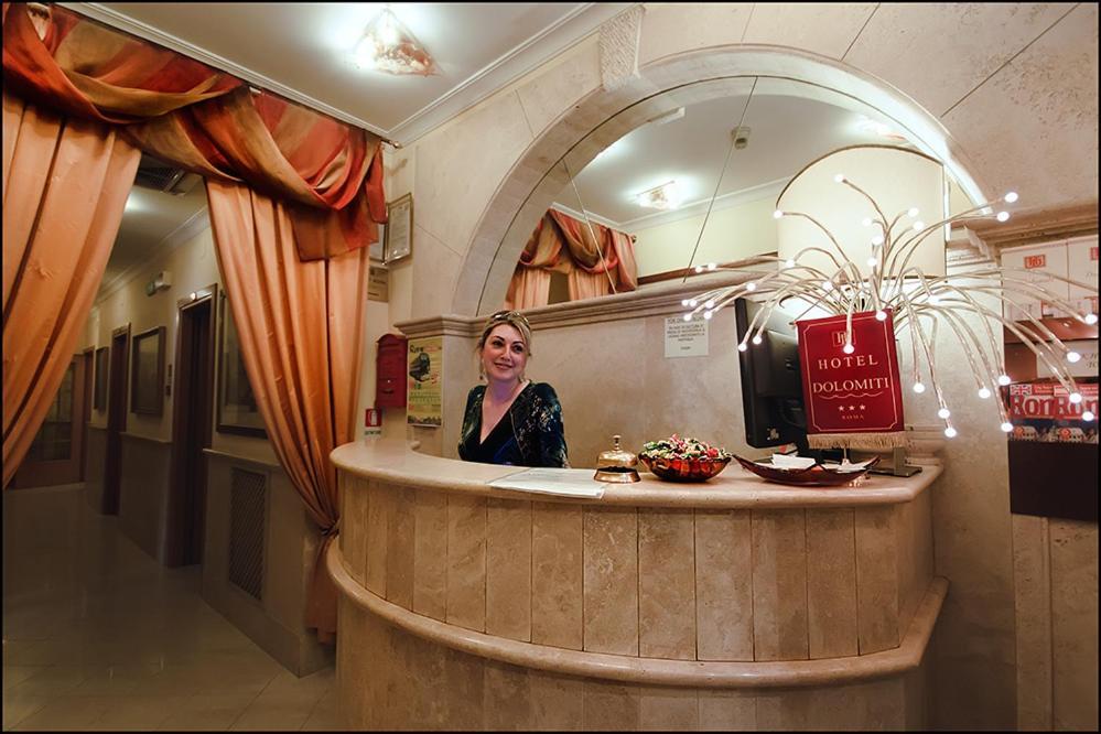 Hotel Dolomiti Rome Italy Booking Com