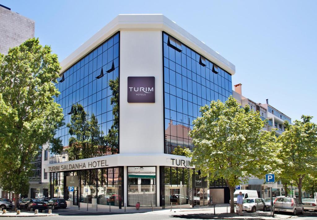 Turim Saldanha Hotel Lisbon Portugal Booking Com