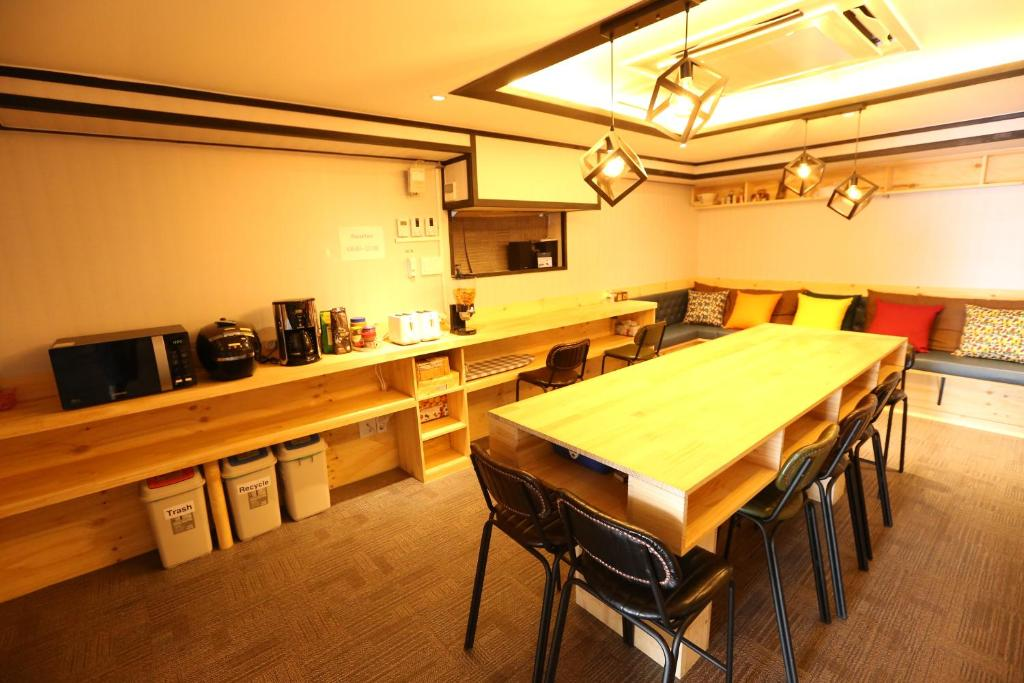 Hostel Philstay Itaewon Seoul South Korea Booking Com