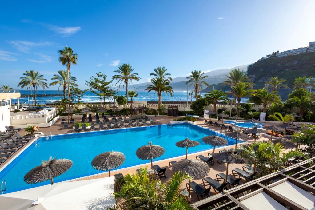 Hotel Sol Costa Atlantis Tenerife Puerto De La Cruz Spain