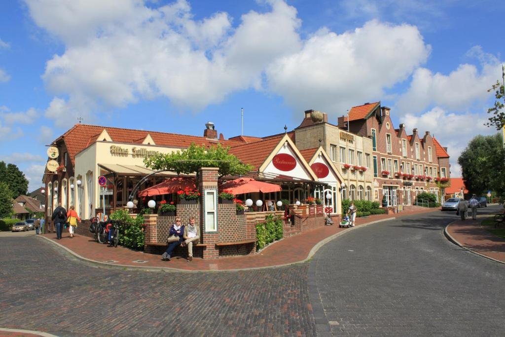 Ringhotel Altes Zollhaus Horumersiel Germany Booking Com