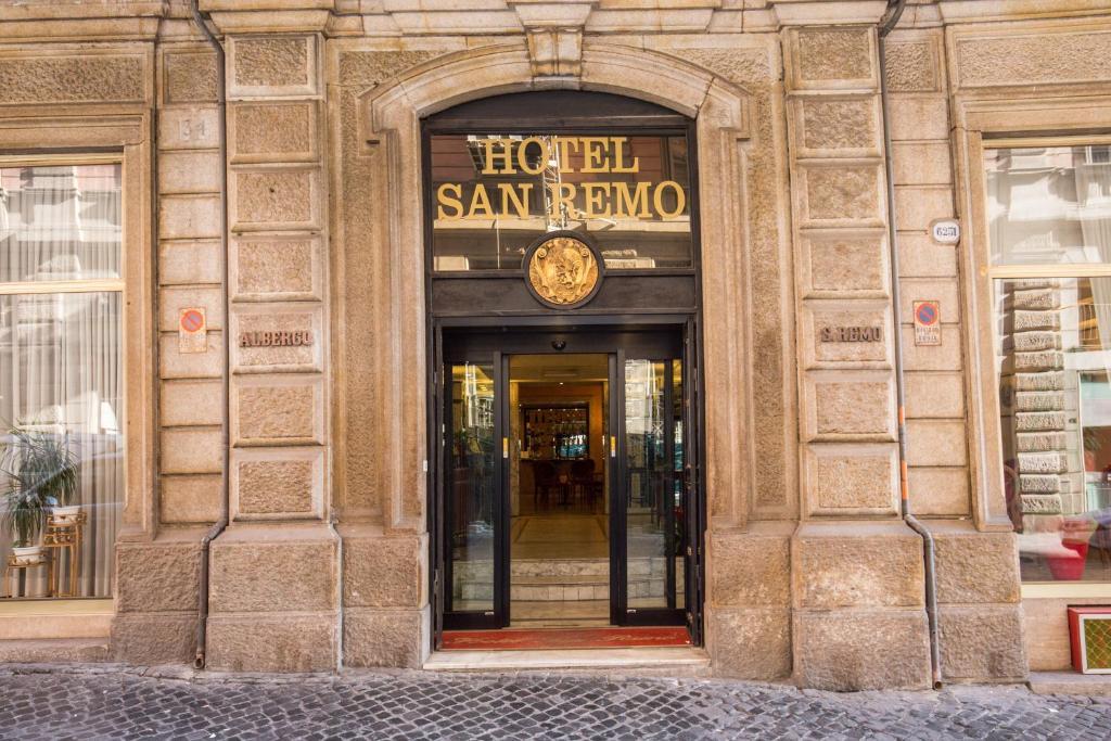 Hotel San Remo Rome Italy Booking Com