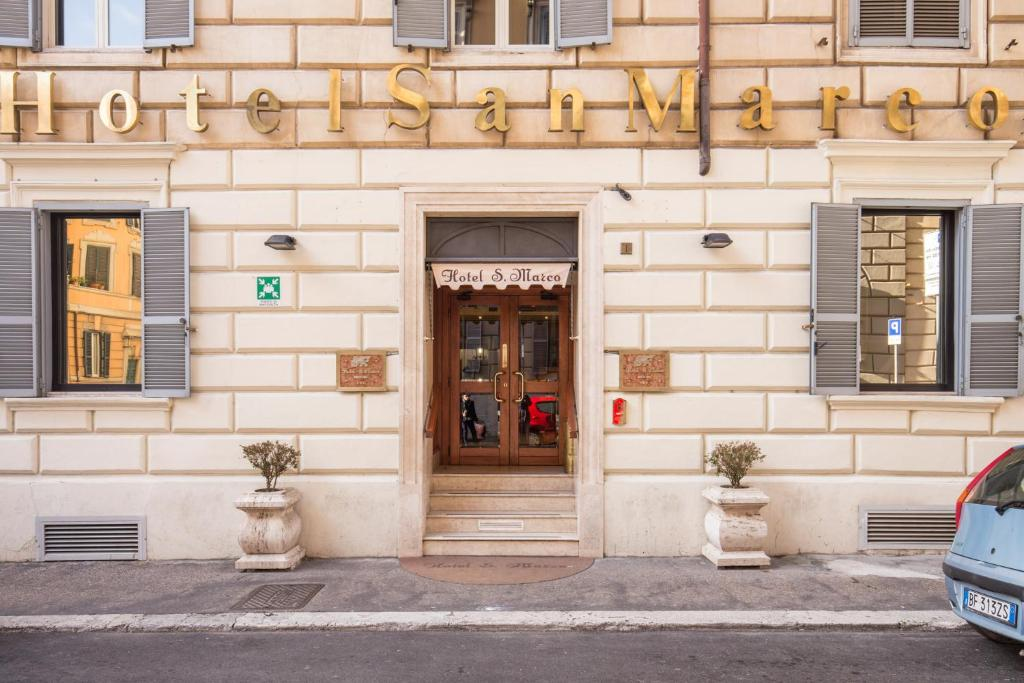 Hotel San Marco Rome Italy Booking Com
