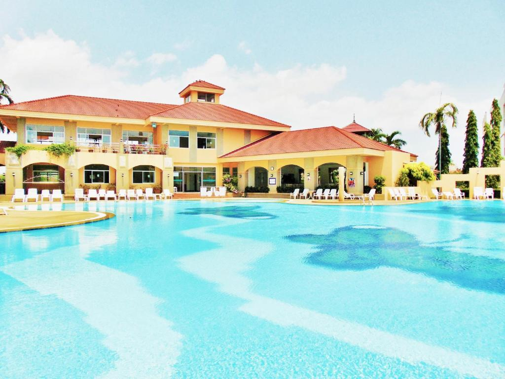 Pattaya Jomtien Holiday Apartments Jomtien Beach Thailand