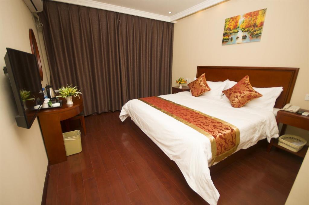 Greentree Inn Jiangxi Jiujiang Jiujiang China Booking Com