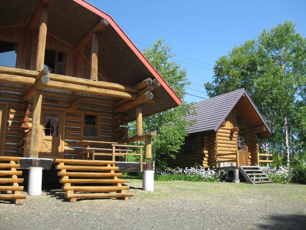 Log Cottage Himawari Nakafurano Japan Booking Com