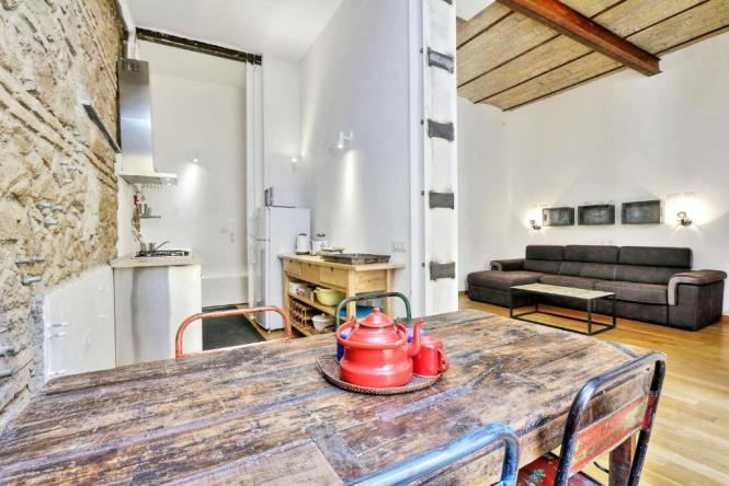Apartment Style Flat Rome