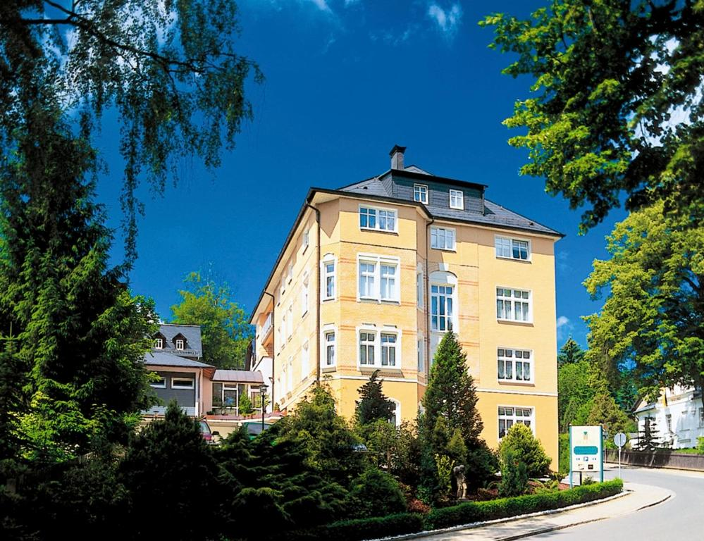 Parkhotel Helene Bad Elster Germany Booking Com
