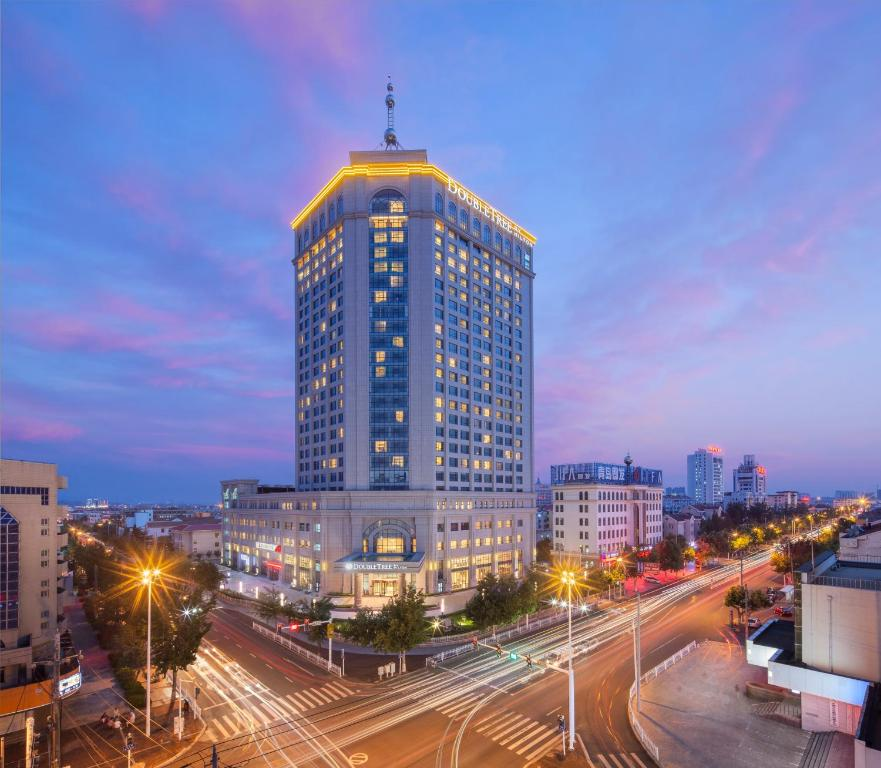 Hotel Doubletree By Hilton Qingdao Jimo China Booking Com