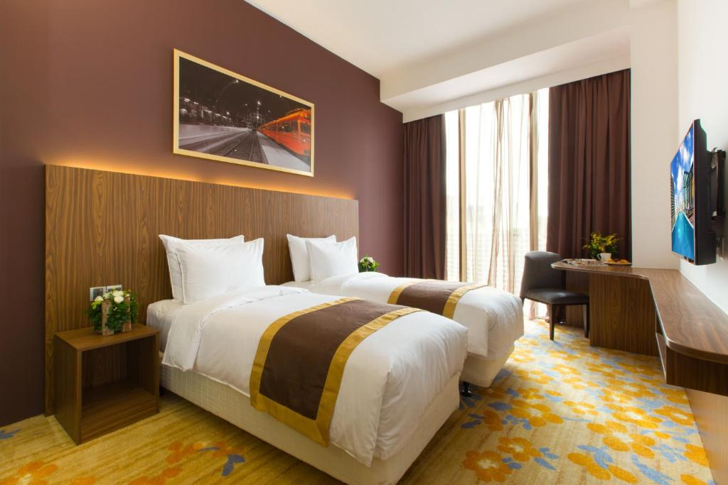 Bay Hotel Ho Chi Minh Ho Chi Minh City Vietnam Booking Com