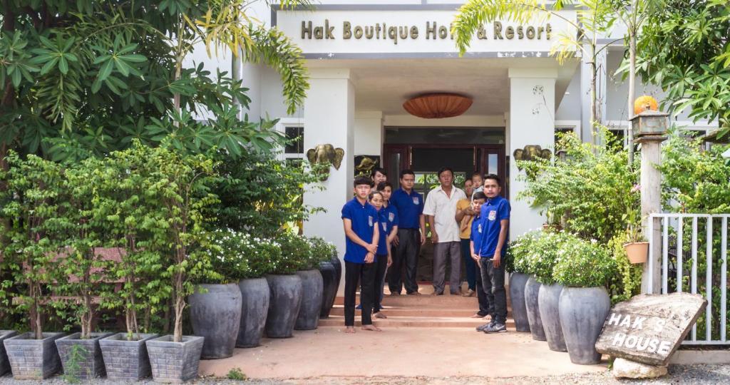 Hak Boutique Hotel Resort Siem Reap Cambodia Booking Com