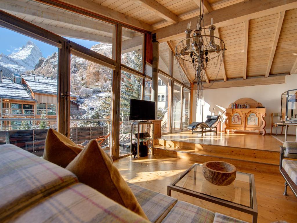 Backstage Hotel Serviced Apartments Zermatt Switzerland