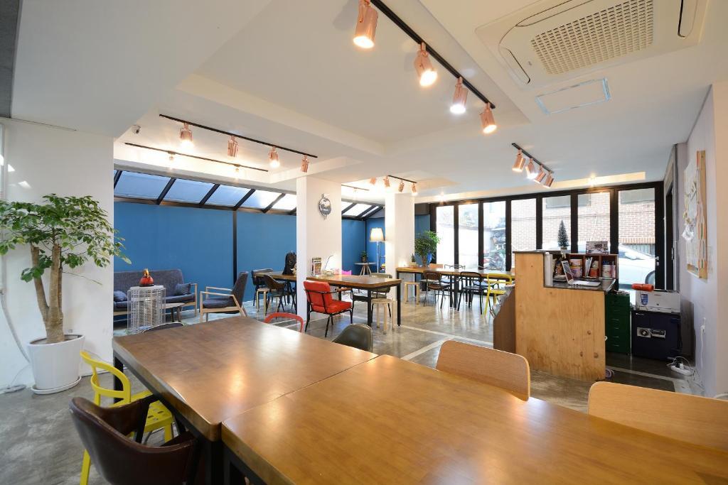Sunny Hill Hostel Hongdae Seoul South Korea Booking Com