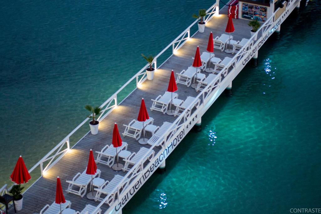 Garden Beach Hotel Juan Les Pins France Booking Com