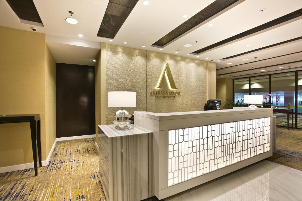 Ambassador Transit Hotel Terminal 3 Singapore Singapore