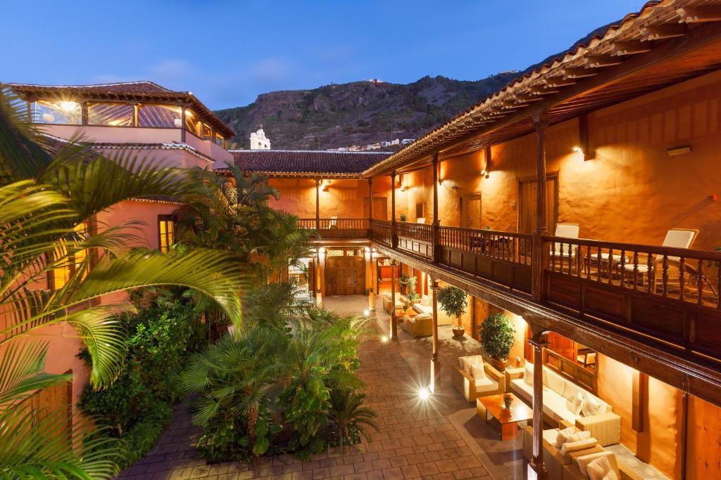 Hotel La Quinta Roja Garachico Spain Booking Com