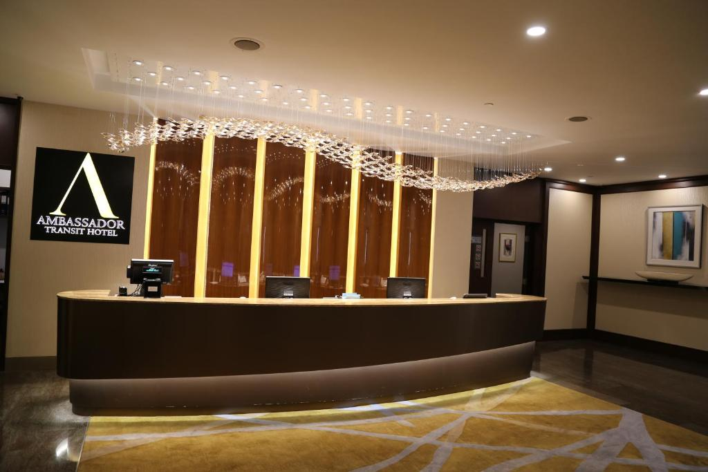 Ambassador Transit Hotel Terminal 2 Singapore Updated