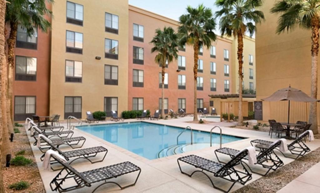 Homewood Suites By Hilton Las Vegas Airport Las Vegas