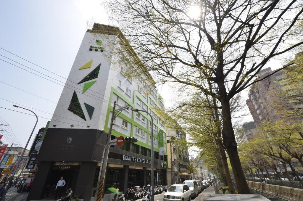 Green Hotel Fengjia Xitun Taiwan Booking Com