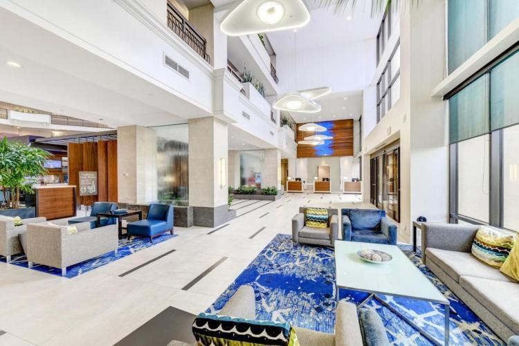 エンバシー スイーツ バイ ヒルトン アナハイム オレンジ(Embassy Suites by Hilton Anaheim-Orange)口コミ8.3