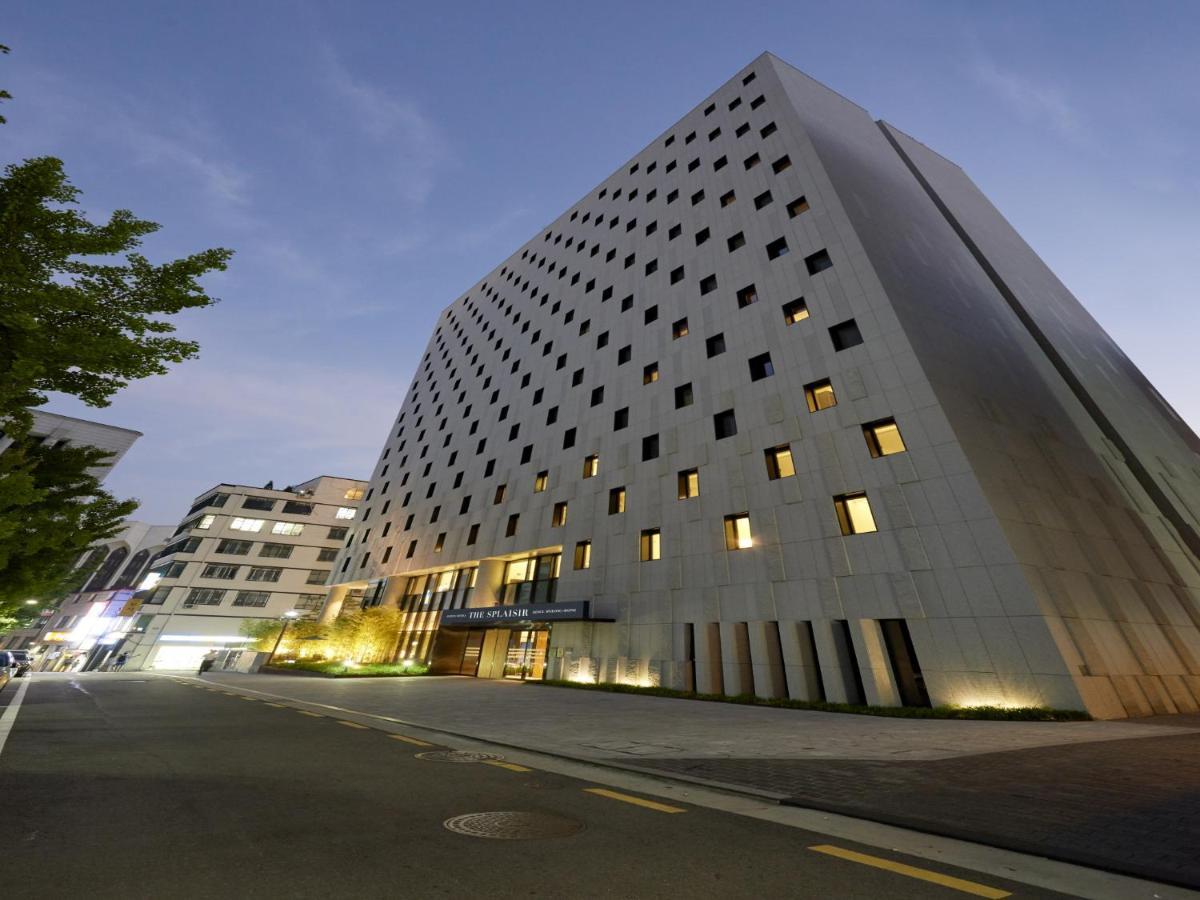 Sotetsu Hotels The Splaisir Seoul Myeongdong Seoul Harga