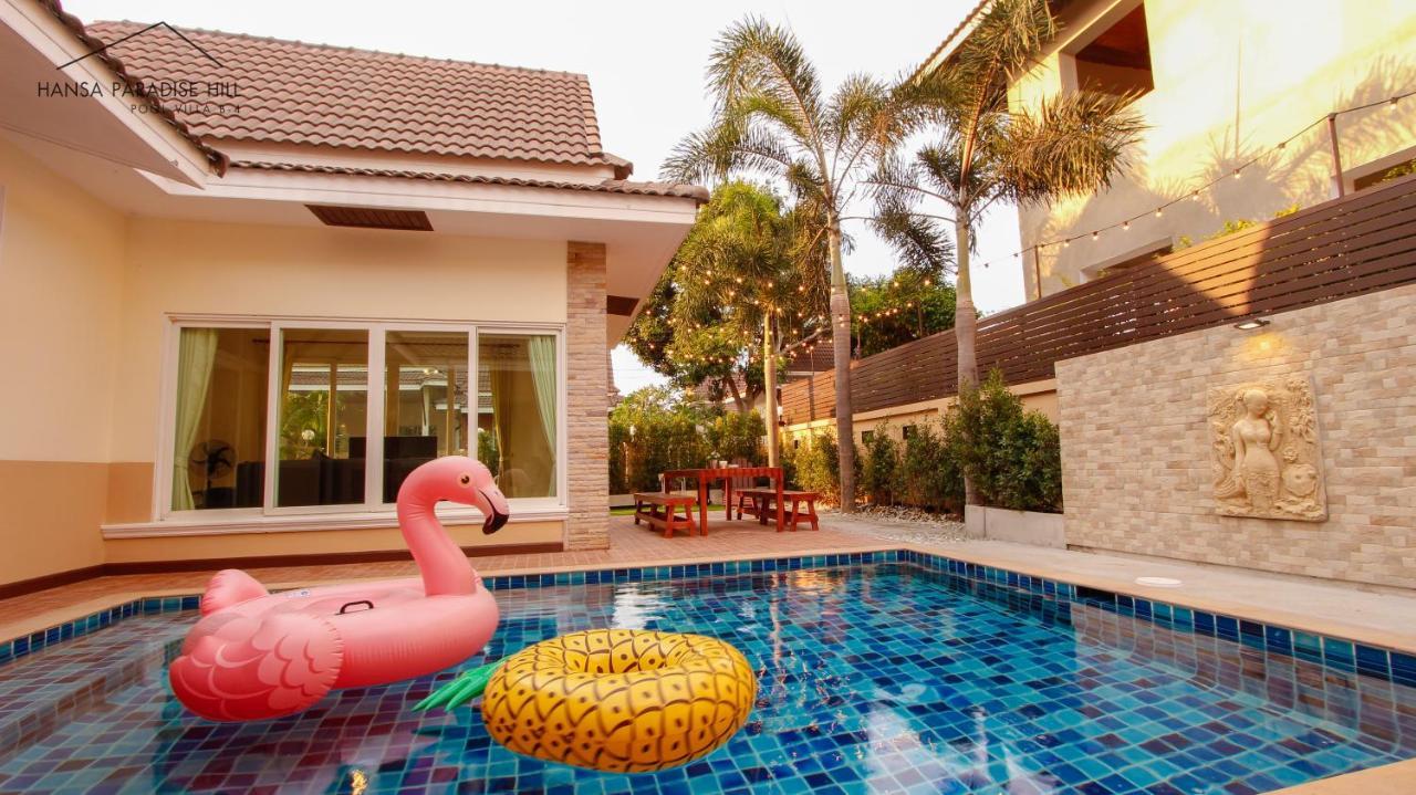 Hansa Paradise Hill Pool Villa Nong Prue Harga 2020 Terbaru