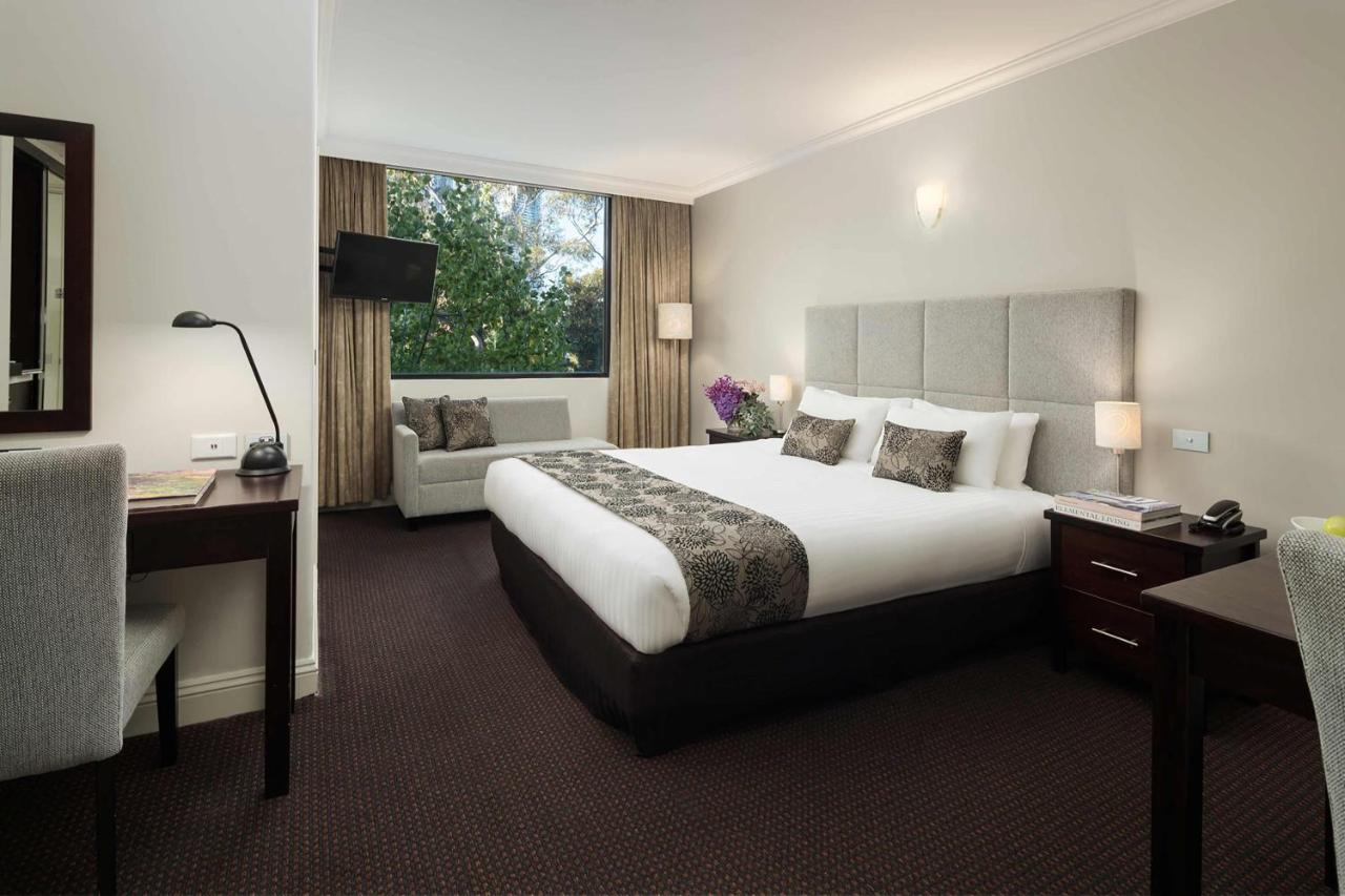 Hotel Rydges On Swanston Melbourne Australia Booking Com