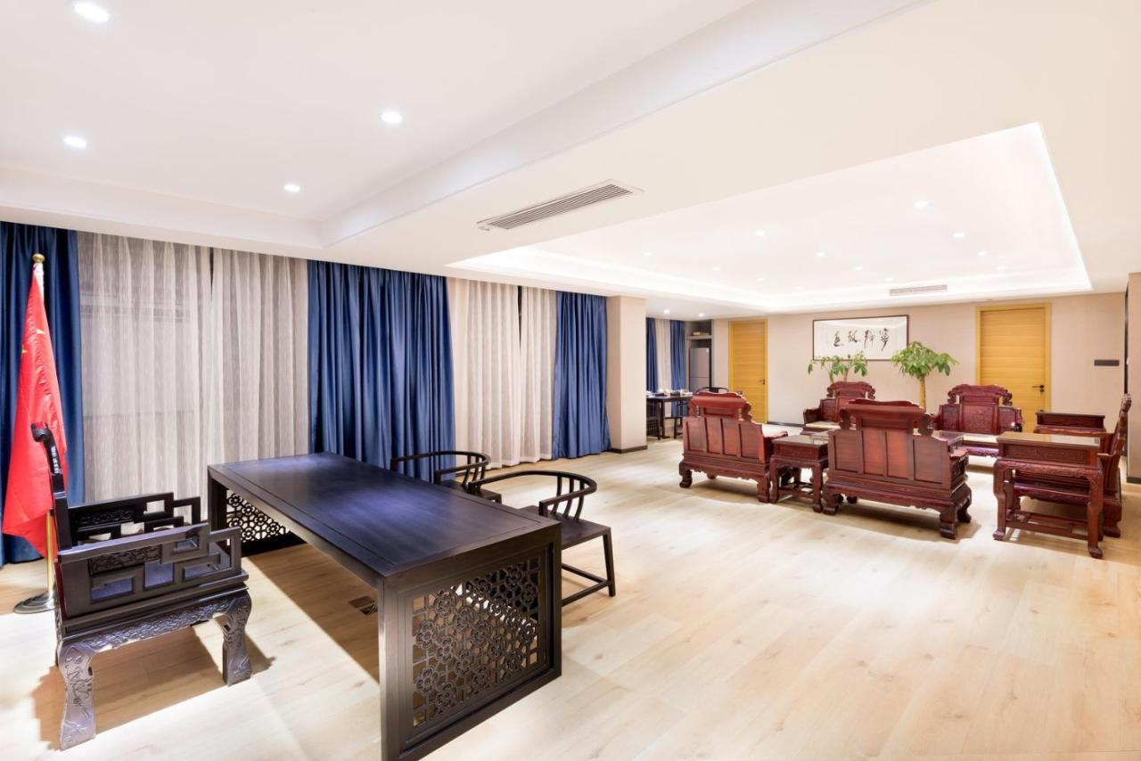 Days Hotel By Wyndham Changle Jinfeng Xinfuyuan Fuzhou