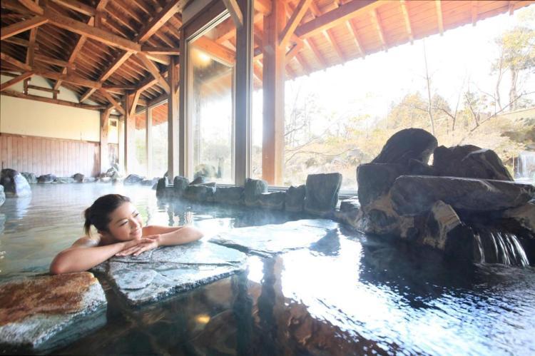 Onsen resort Iwanumaya