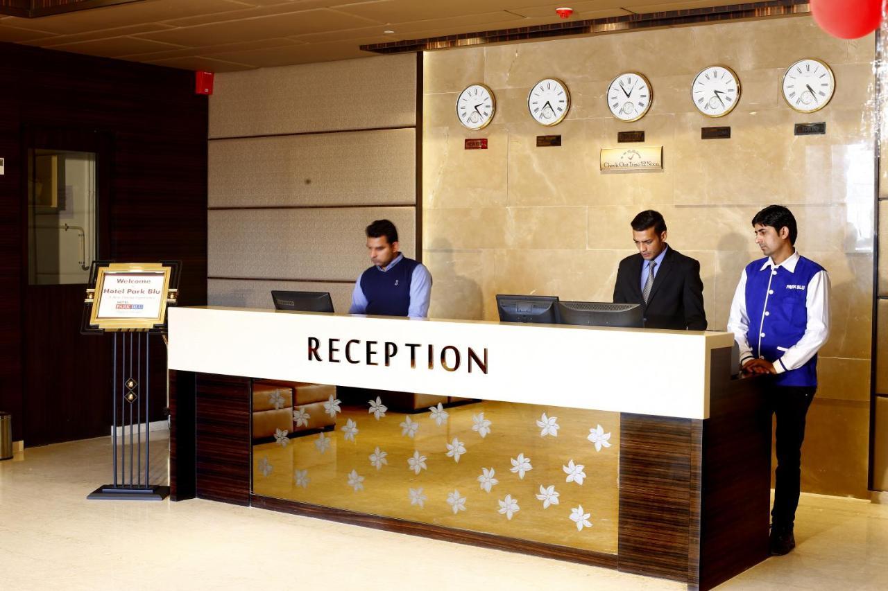Hotel Park Blu Sonipat India Booking Com