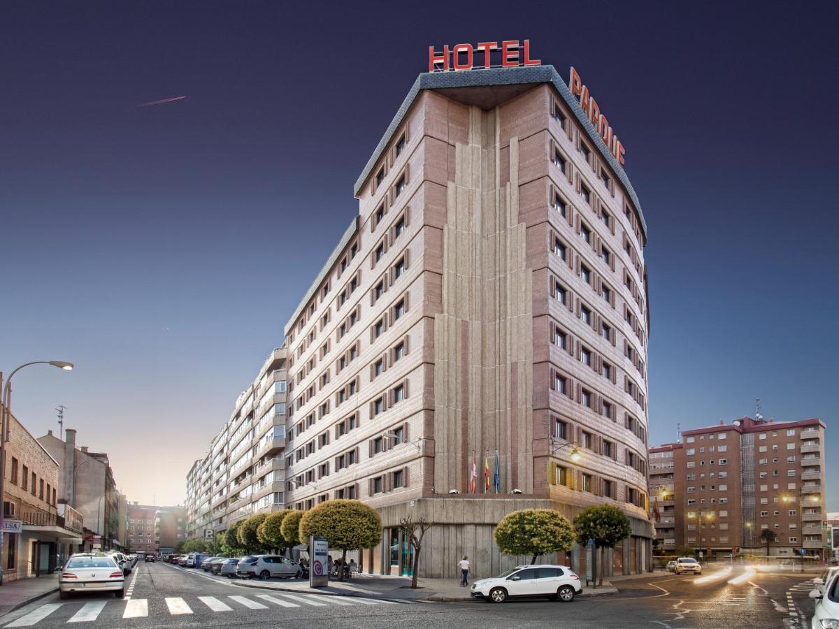 Hotel Zentral Parque Valladolid Spain Booking Com