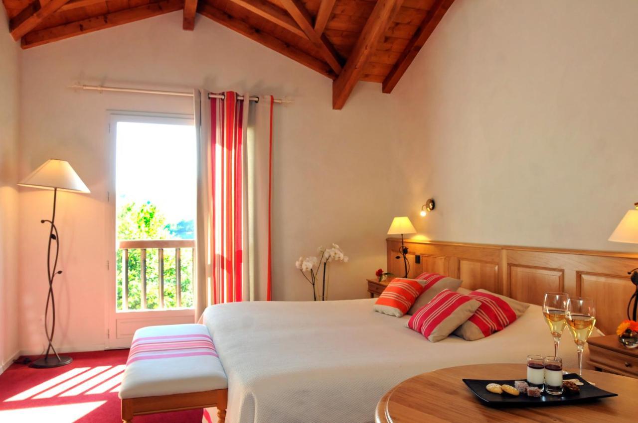 Hotel Les Jardins De Bakea Biriatou France Booking Com