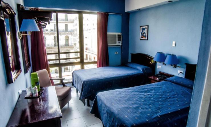 호텔 캐리비안 객실