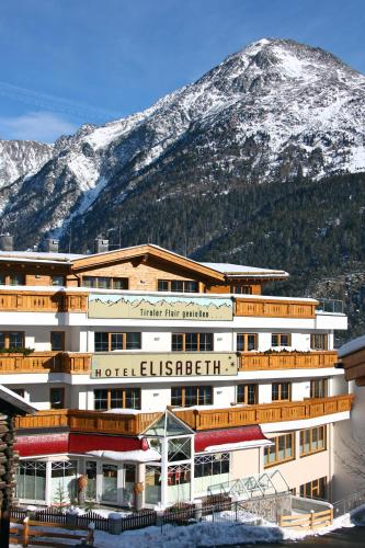 Hotel Elisabeth Superior Solden Austria Booking Com