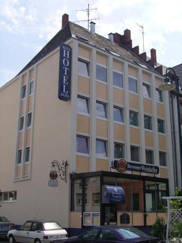 Hotel Regina Darmstadt Germany Booking Com