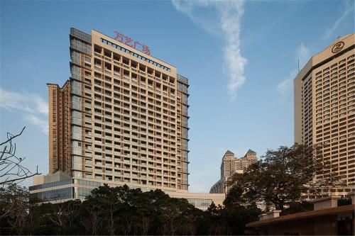 Waifiden Guangzhou Haizhu Square Wanyi Apartment Guangzhou