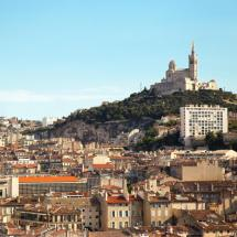 Marseille City France