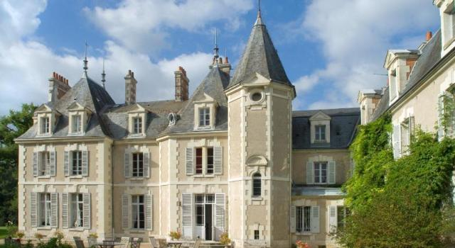 Les Sources de Cheverny(Chateau de Breuil)