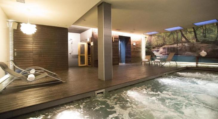 Spa del Hotel Hospes Palau de la Mar